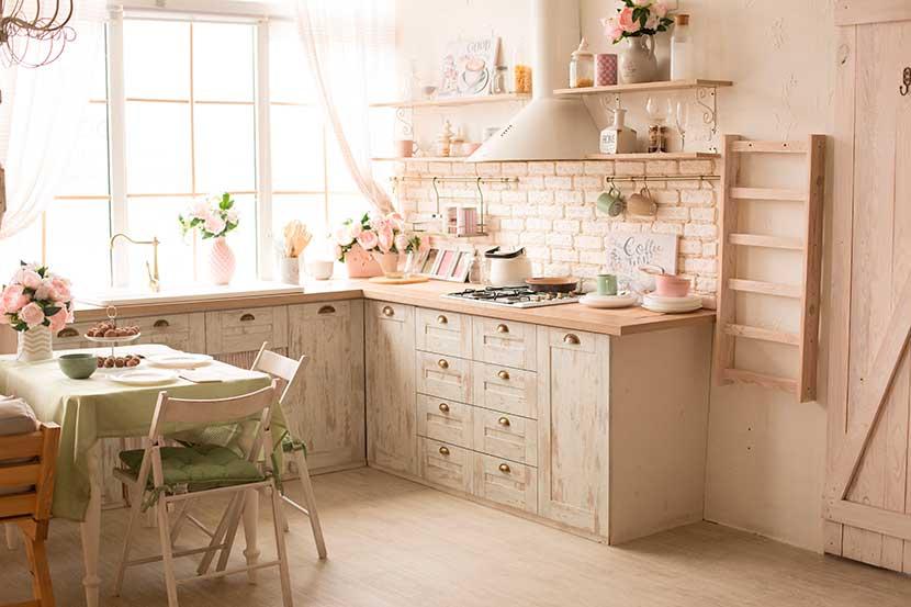 кухня у кантрі стилі