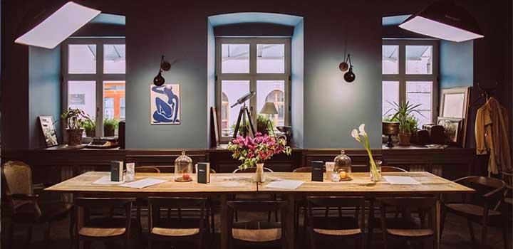дизайн кафе ресторану