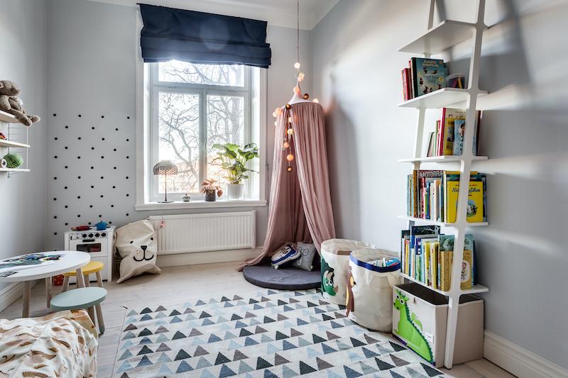 планування дитячої кімнати для хлопчика