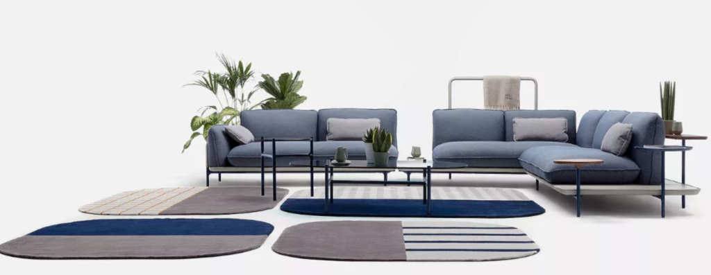 серый диван, как выбрать диван, угловой диван, гостевые мебель