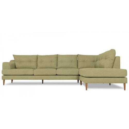 мягкий диван, диван для гостиной, светлый диван