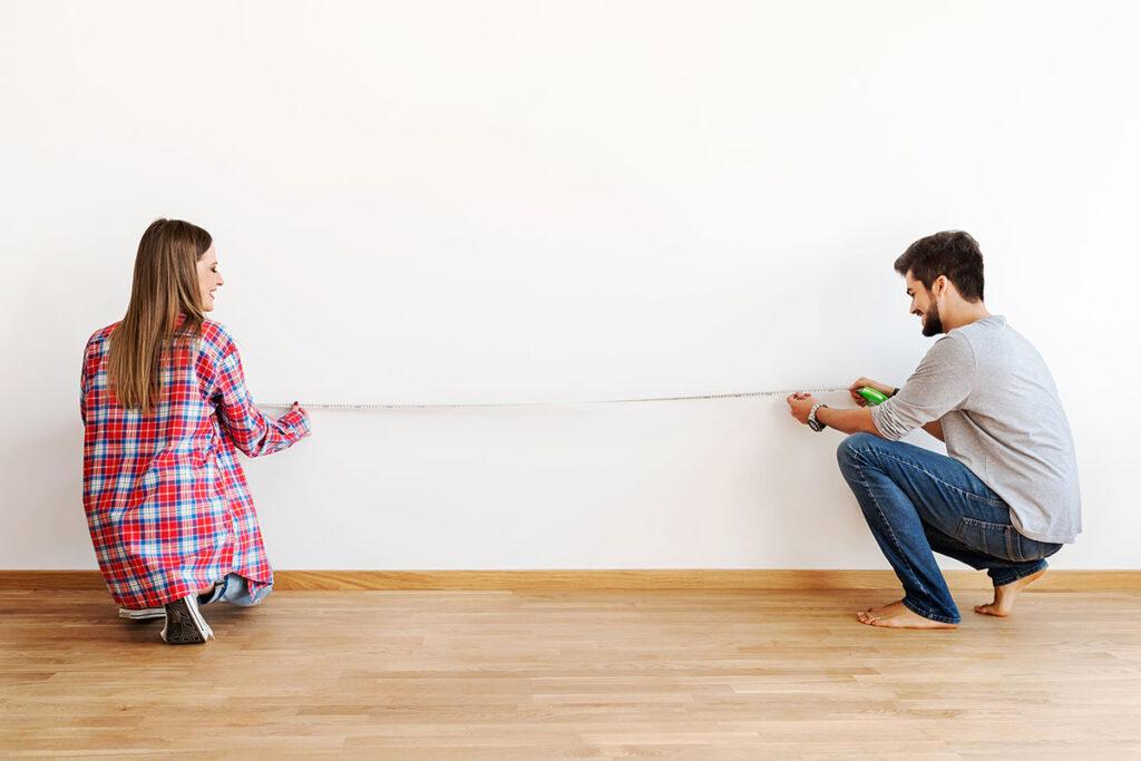 замеры мебели, как правильно замерить мебель